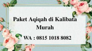 Harga Paket Aqiqah di Kalibata